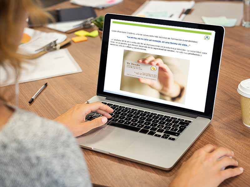 Curso Online Avanzado de Técnicas de Venta para Empresas de Instalación y Mantenimiento de Ascensores