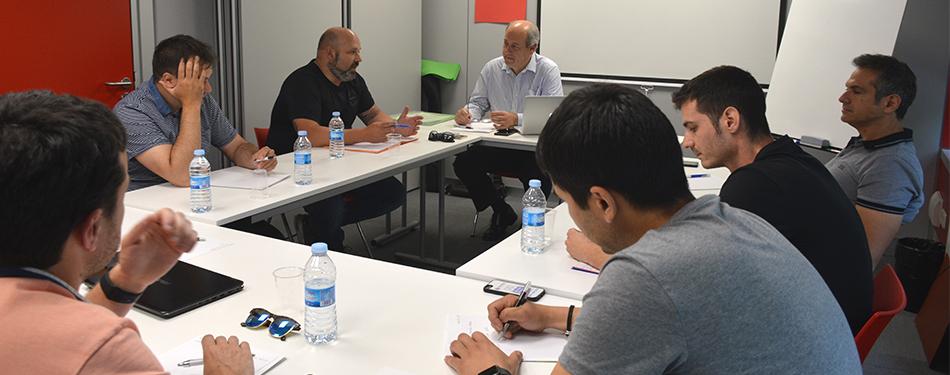 Programa de Supervisión de Instalación y Mantenimiento de Ascensores 2019