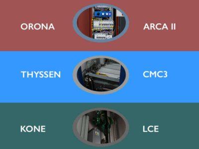 Cursos básicos online de detección de averías para maniobras de Orona, Thyssen y Kone